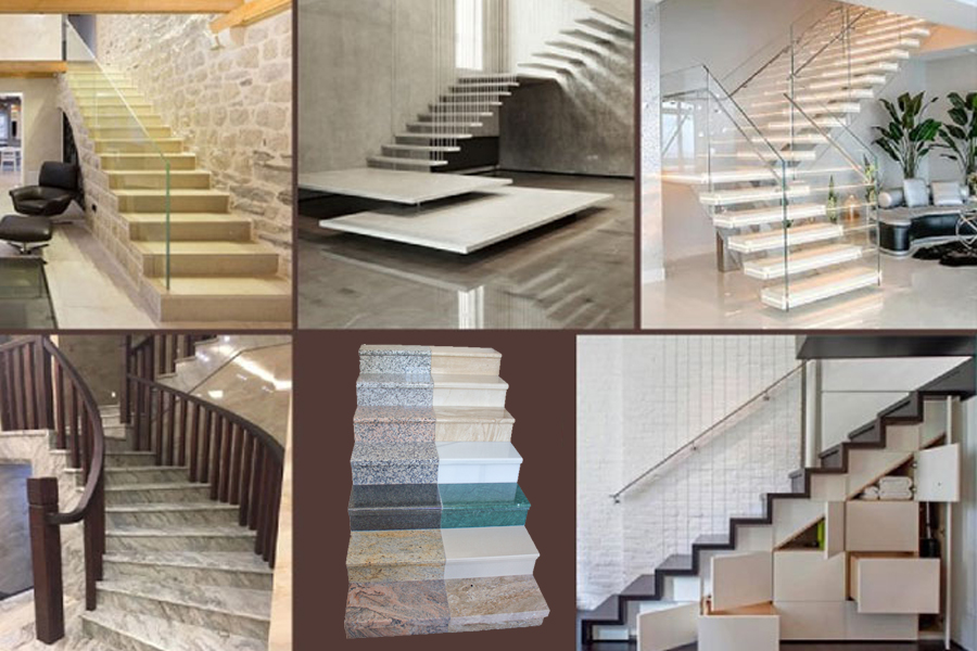 انواع سنگ پله مناسب